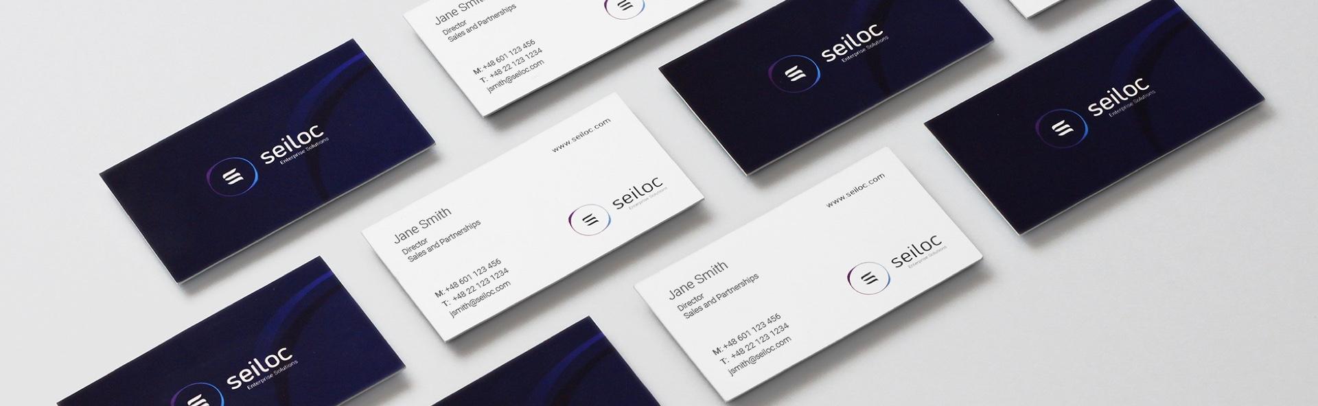 Seiloc - identyfikacja